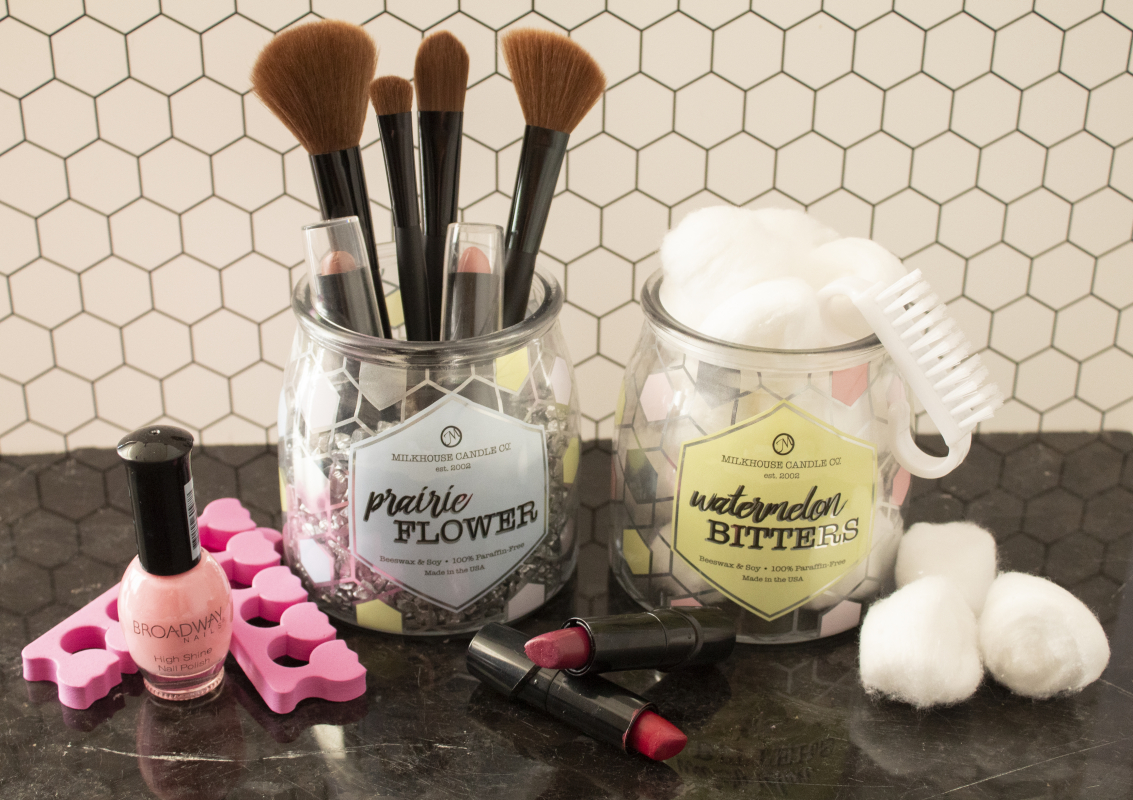 Limited Edition Repurposed Beauty Jar