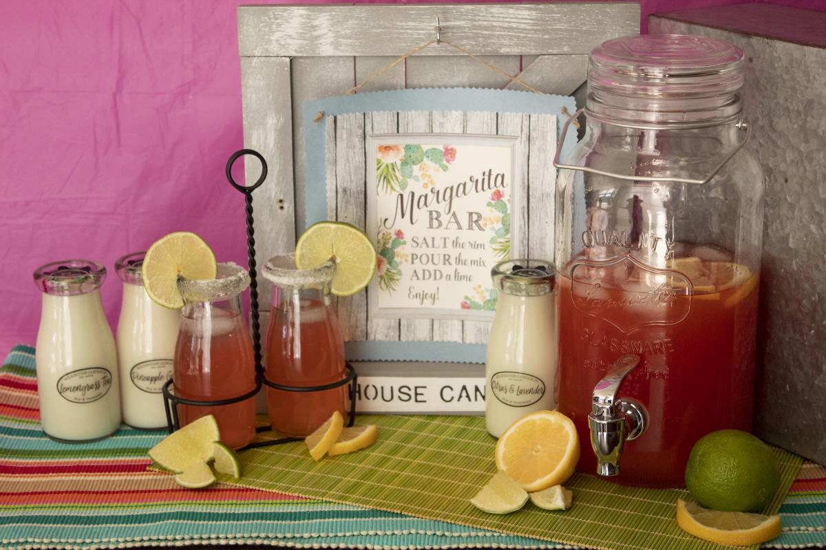 Don't Be Salty: Milk Bottle Margaritas
