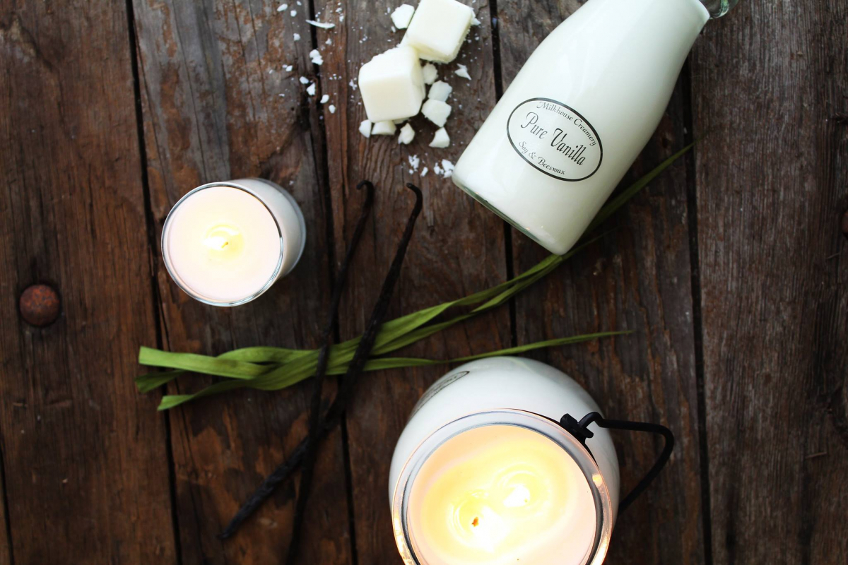 Why Choose Milkhouse Candle Company?