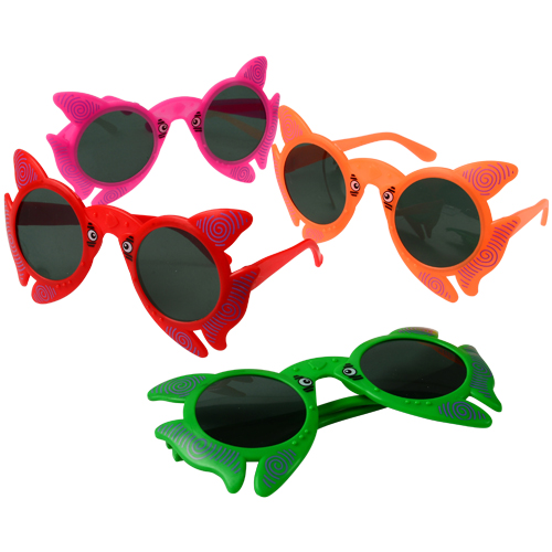 Completely new Fish Sunglasses - Wholesale Novelty Toy, Party Favor, Costume Ac QN79