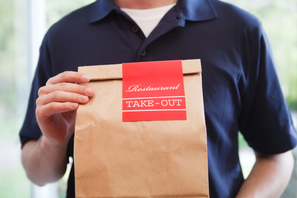 Takeout and Delivery Food Safety