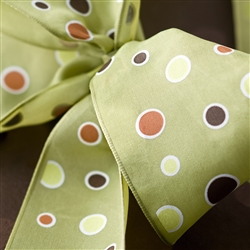 Green Eye Candy Ribbon