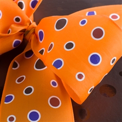 Orange Eye Candy Ribbon