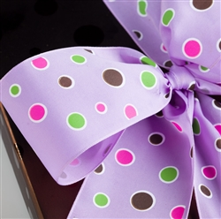 Purple Eye Candy Ribbon