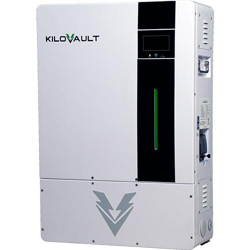 KiloVault HAB V3 7.5kWh Lithium Deep-Cycle Battery
