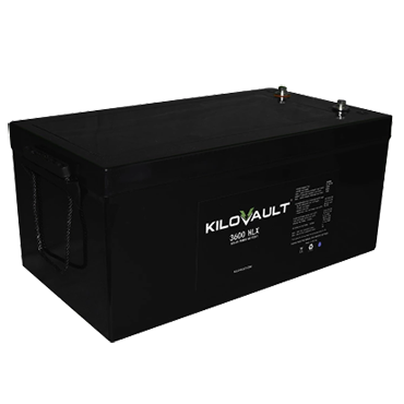 KiloVault deep cycle lithium battery