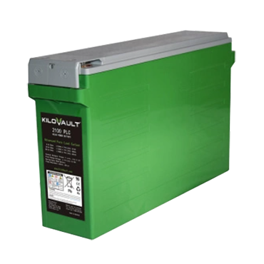 KiloVault PLC 2100 deep cycle AGM battery