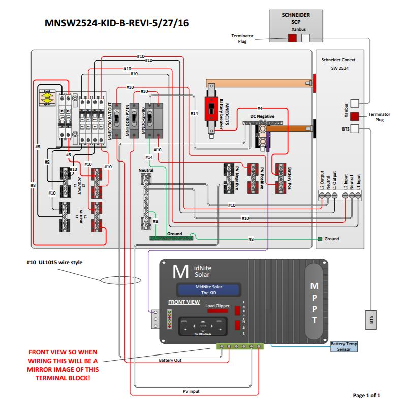 MNSW2524-KID-B wiring diagram