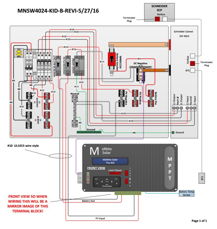 MNSW4024-KID-B wiring diagram