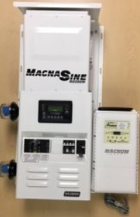 Pre-wired Magnum MS4448PAE inverter/charger