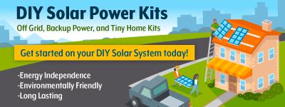 solar power system kits