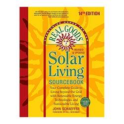 Real Goods' world-famous Solar Living Sourcebook