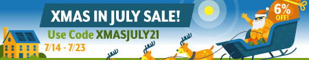 Save 6% with discount code XMASJULY21