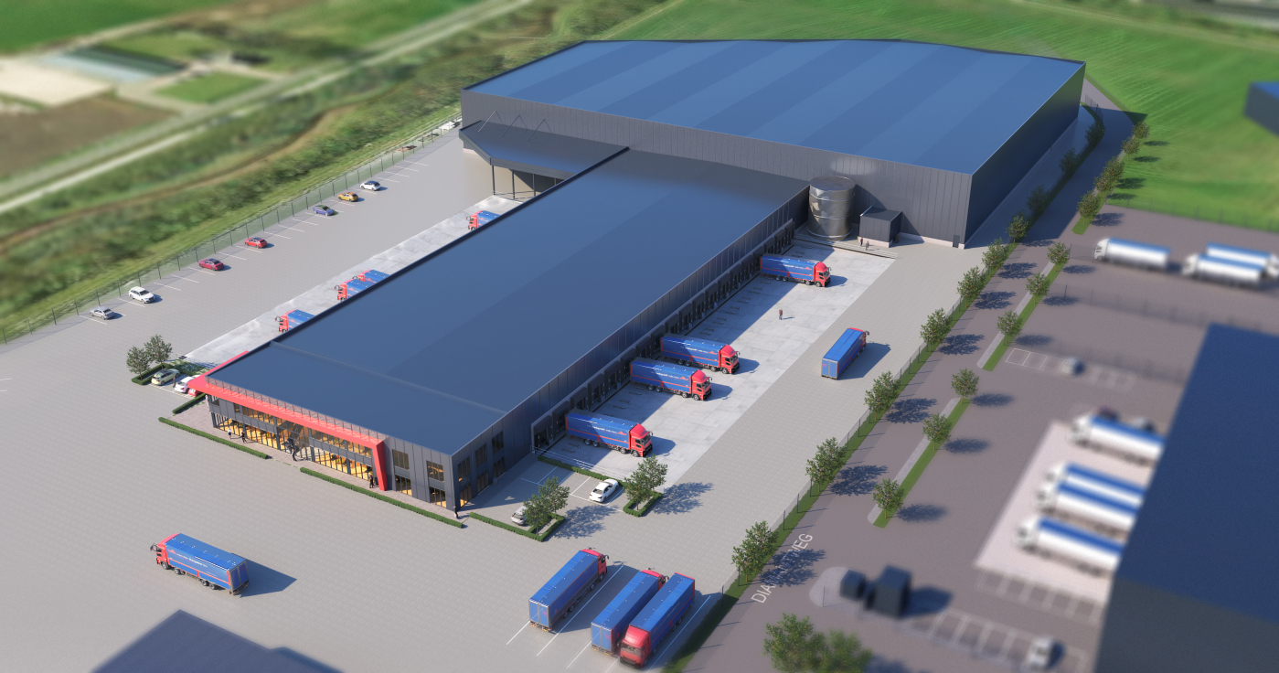 Darlly Europe BV Moves into Europe