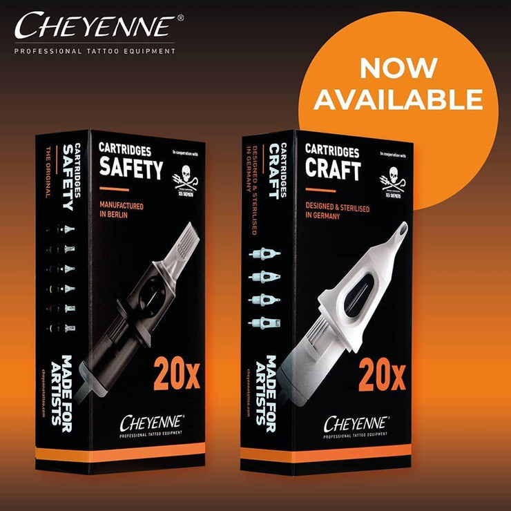 Cheyenne Hawk Safety Cartridges