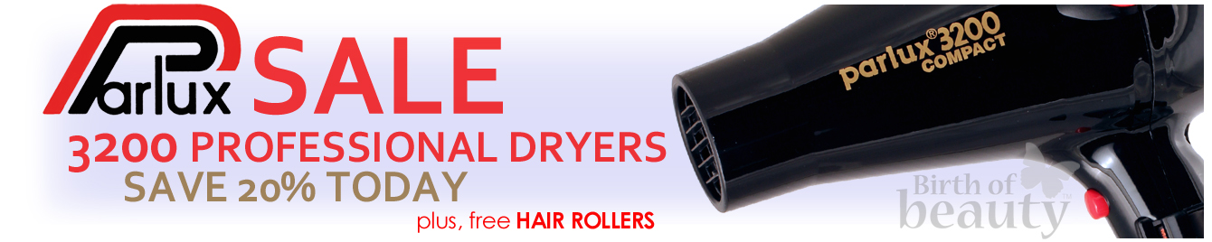 Parlux 3500 Dryers
