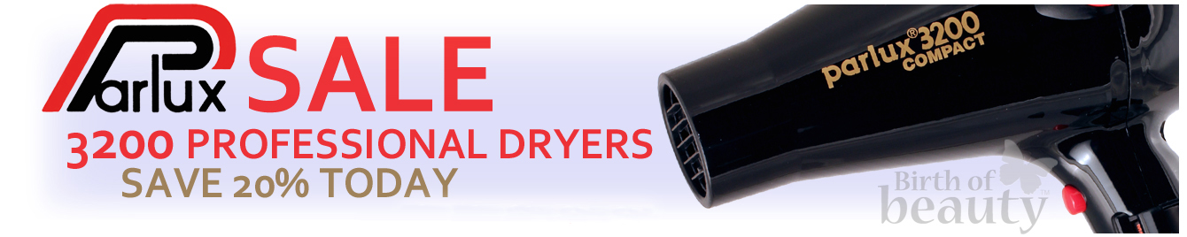 Parlux 3200 Dryers
