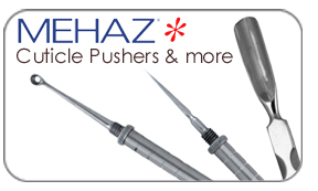 Mehaz Cuticle Pushers and Spooners Sale, Save 20%off