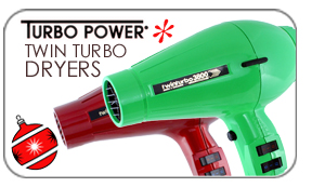 Twin Turbo Hair Dryers