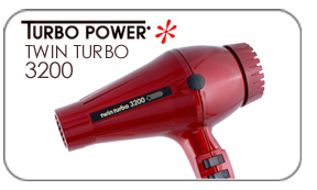 Twin Turbo 3200 Hair Dryers