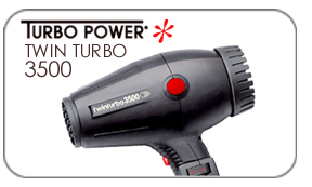 Twin Turbo 3500 Hair Dryers