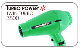 Twin Turbo 3800 Hair Dryers