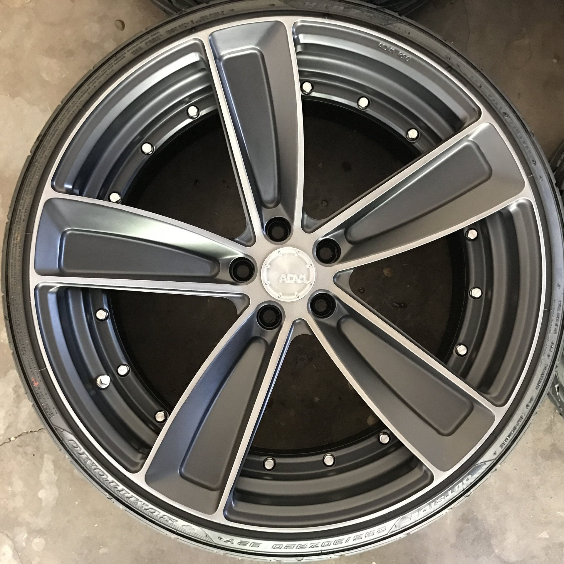 "Audi A4 For Sale: ADV.1 RSQ2 SL MV.2 20x10.5"" Wheel Set"