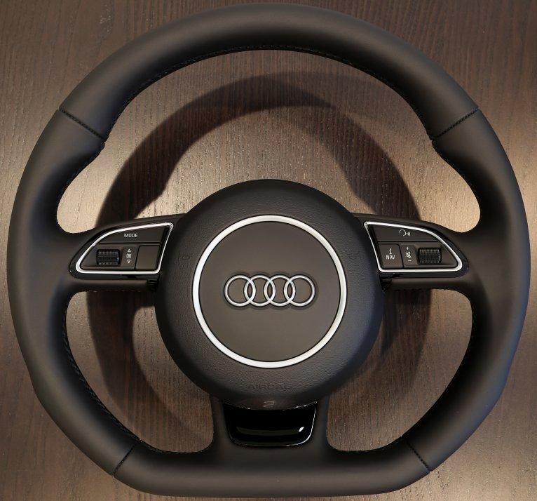 flat bottom steering wheel guide rh audizine com Audi A3 Manual PDF Audi A3 TDI