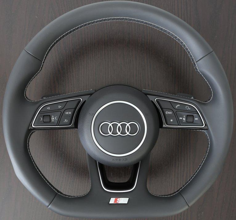 Post Facelift Flat Bottom Steering Wheel Guide