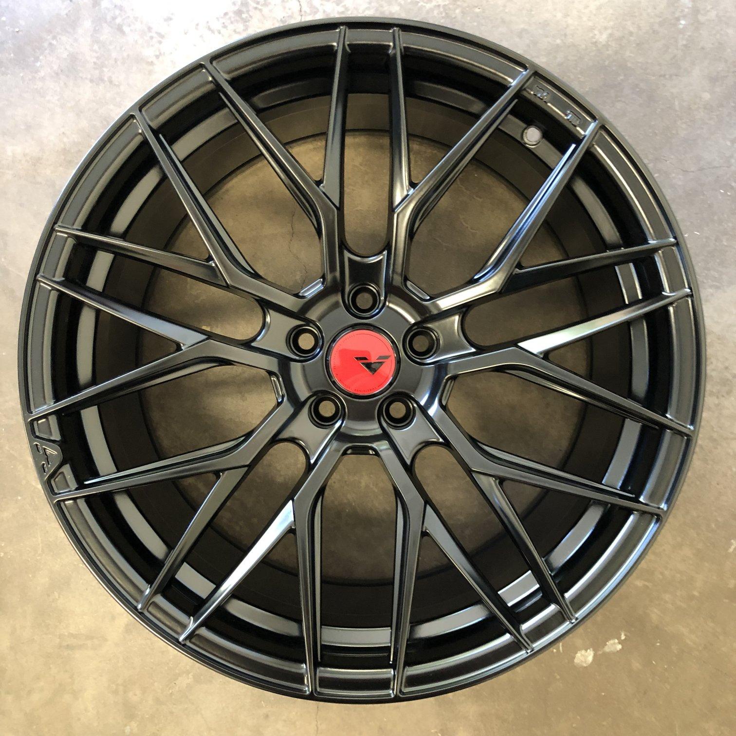 """Audi A5 Vorsteiner V-FF 107 20x10"""" Wheel Set (Lightly Used"""