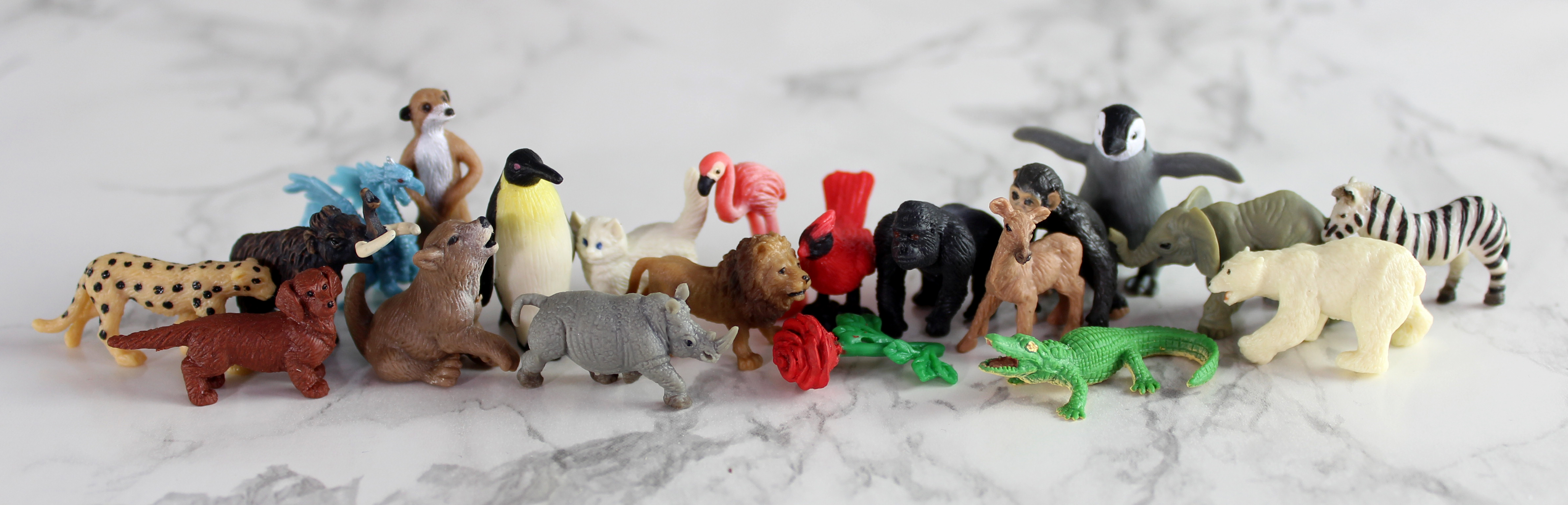 Mini animals