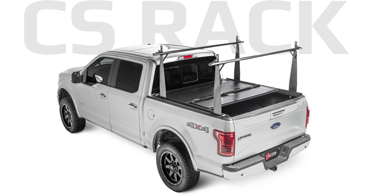 BAKFlip CS Truck Bed Cover & Rack Banner | www.AutoEQ.ca