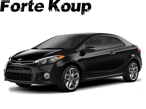 Kia Forte Koup