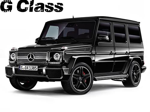 MercedesBenz G Class