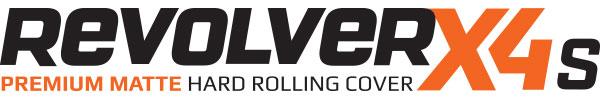 BAK Revolver X4s Hard Rolling Tonneau Cover