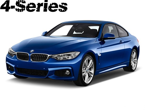 BMW 4-Series 428i 435i