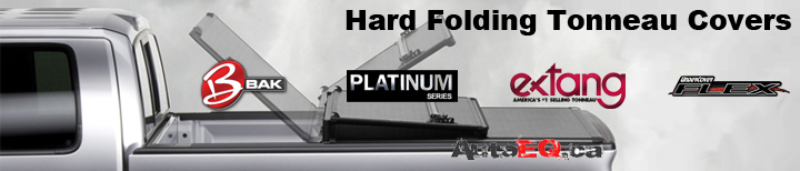 Hard Folding Tonneau Covers - AutoEQ.ca
