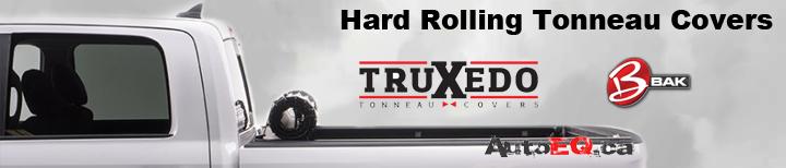 Hard Rolling Tonneau Covers - AutoEQ.ca