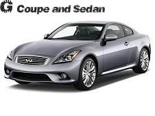 Infiniti G Coupe Sedan