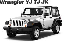 Jeep Wrangler YJ TJ JK Unlimited