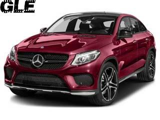 MercedesBenz GLE