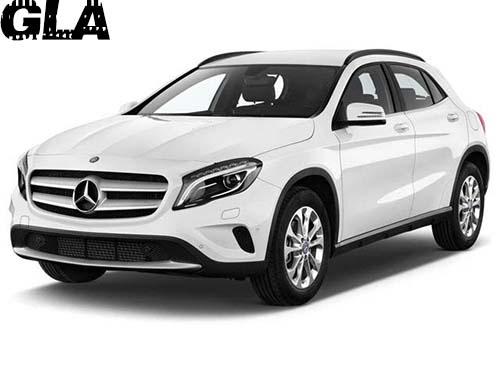 MercedesBenz GLA Class