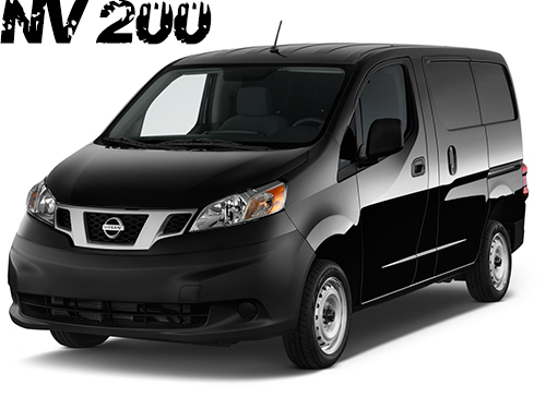 Nissan NV200 Mini Van