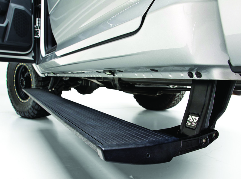 Powered Running Boards - AutoEQ.ca