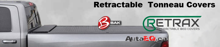 Retractable Tonneau Covers - AutoEQ.ca