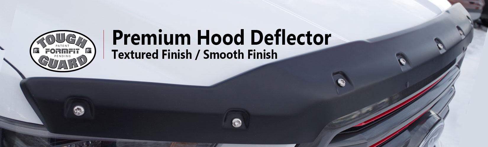 Tough Guard FormFit Smooth Deflector