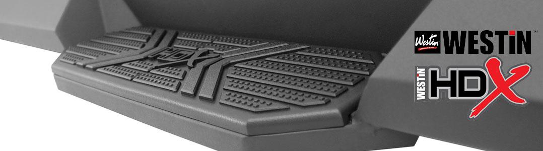 Westin HDX Textured Black Xtreme Boards