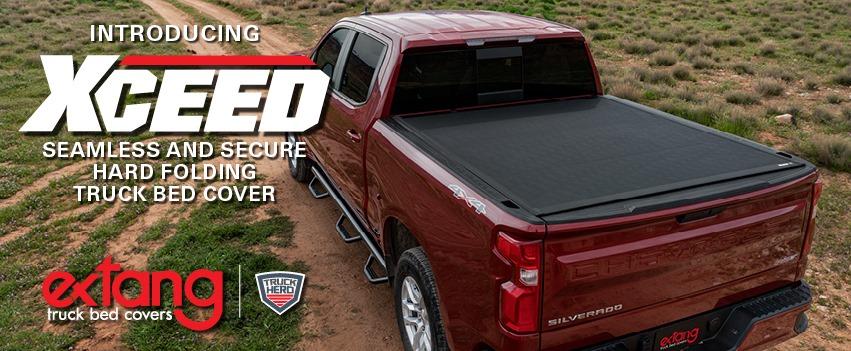 Extang Xceed Hard Folding Tonneau Cover Banner | www.AutoEQ.ca
