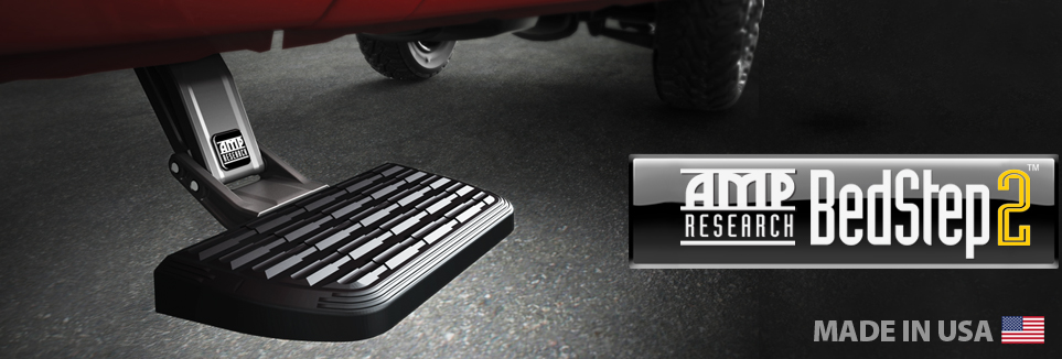 AMP Research BedStep2