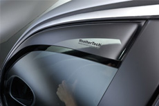WeatherTech Side Window Deflectors - AutoEQ.ca